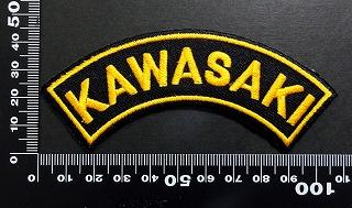 KAWASAKI カワサキ ワッペン パッチ  05993