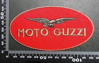 モトグッチ Moto Guzzi  ワッペン パッチ  01712