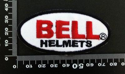 ベルヘルメット BELL ワッペン パッチ 06438