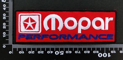 Mopar short for Motor Parts ワッペン パッチ 06416