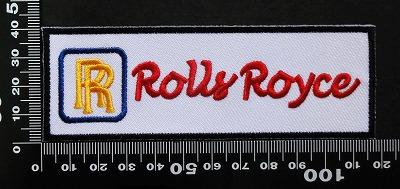 ロールスロイス Rolls Royce ワッペン パッチ  07111