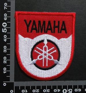 ヤマハ YAMAHA ワッペン パッチ 01984