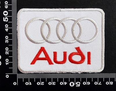 アウディ Audi ワッペン パッチ 06632