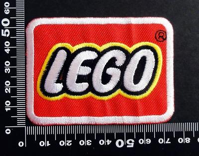 レゴ LEGO ワッペン パッチ 06589