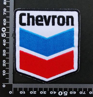 シェブロン Chevron ワッペン パッチ  06427