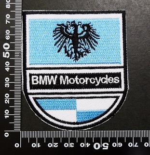 ビーエム BMW ワッペン パッチ 06010