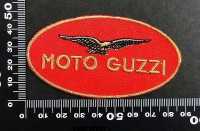 モトグッチ Moto Guzzi  ワッペン パッチ 06626