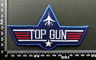 トップガン TOPGUN ワッペン パッチ 09817
