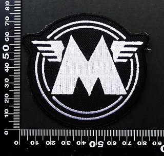 (商品名・品番)<br />モト・モリーニ Moto Morini ワッペン パッチ 09726