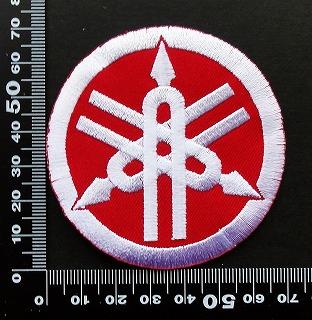 ヤマハ YAMAHA ワッペン パッチ 09852