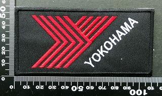 ヨコハマタイヤ yokohama ワッペン パッチ 09840