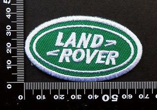 ラウンドローバー LANDROVER ワッペン パッチ 09716