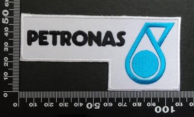 (商品名・品番)<br />PETRONAS(ペトロナス) ワッペン パッチ  00573