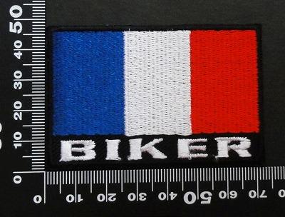 バイク フランス 国旗 00403