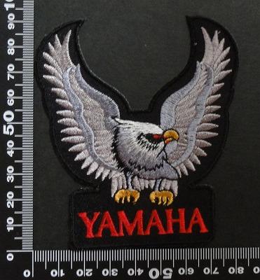 ヤマハ YAMAHA ワッペン パッチ  00390