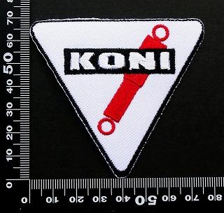 コニ(コニー)/KONI/ショックアブソーバー ワッペン パッチ 09697