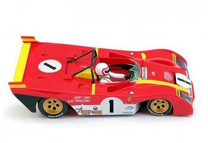 """<div class=""""comment"""" style=""""padding: 3px; color: rgb(45, 45, 45); font-family: 'MS Pゴシック', Osaka, 'ヒラギノ角ゴ Pro W3', Arial, Helvetica, sans-serif; font-size: 12px; line-height: 18px; background-color: rgb(255, 255, 255);"""">★Slot It製 1/32 スロットカー Ferrari 312PB 登場!</div><div class=""""comment"""" style=""""padding: 3px; color: rgb(45, 45, 45); font-family: 'MS Pゴシック', Osaka, 'ヒラギノ角ゴ Pro W3', Arial, Helvetica, sans-serif; font-size: 12px; line-height: 18px; background-color: rgb(255, 255, 255);"""">◆スロットイット/ポリカーで登場したのはフェラーリ312PB。 #1号車はJ.クス/C.レガッツォーニ 組の1972年モンツァ1000km優勝車です。</div><div class=""""comment"""" style=""""padding: 3px; color: rgb(45, 45, 45); font-family: 'MS Pゴシック', Osaka, 'ヒラギノ角ゴ Pro W3', Arial, Helvetica, sans-serif; font-size: 12px; line-height: 18px; background-color: rgb(255, 255, 255);"""">軽量なオープン・プロトタイプボディーに定評のある<span style=""""font-size: small; line-height: normal; color: rgb(0, 0, 128); font-family: Arial; text-align: justify;"""">&nbsp;21500rpm をサイドワインダーで</span>搭載!戦闘力は文句なし!マクラーレンM8を脅かすのはこのフェラーリかっ?◆スロットイットのマシンはトップクラスのパフォーマンス誇ります。なかでもこのフェラーリは軽快な走りが自慢の瞬足マシン。★ 直輸入品。<span style=""""font-size: small; line-height: normal; color: rgb(0, 0, 128); font-family: Arial; text-align: justify;"""">Sidewinder /21500rpm  </span></div>"""