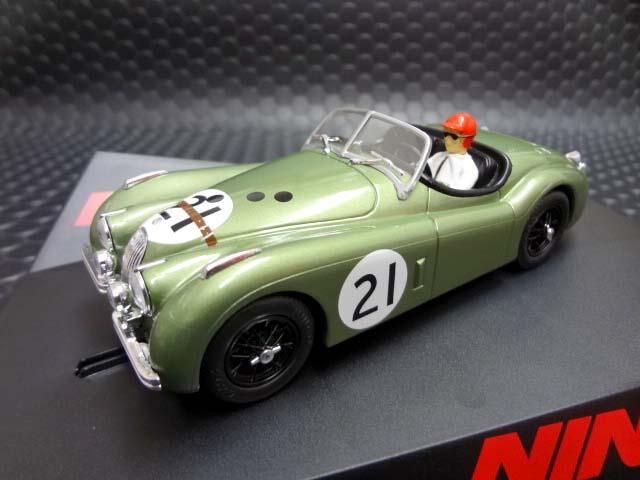 Elektrisches Spielzeug Slot Scx Scalextric Ninco 50695 Jaguar Xk120 Le Mans 1951
