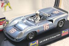 ★Monogram/Revell 1/32 スロットカー  希少モデルです。<br>◆のジョージ・フォルマーがドライバーローラT-70おすすめの1台です。<br>この当事、全米を魅了したカンナムシリーズ。マクラーレンやシャパラルを相手に毎レース激闘を繰り広げた凄いマシンです。<br>★直輸入品。