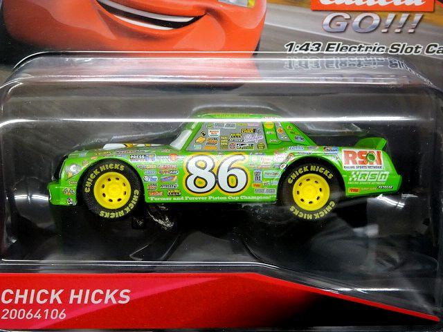 Carrera Go Disney//Pixar CARS聽-聽CHICK Hicks