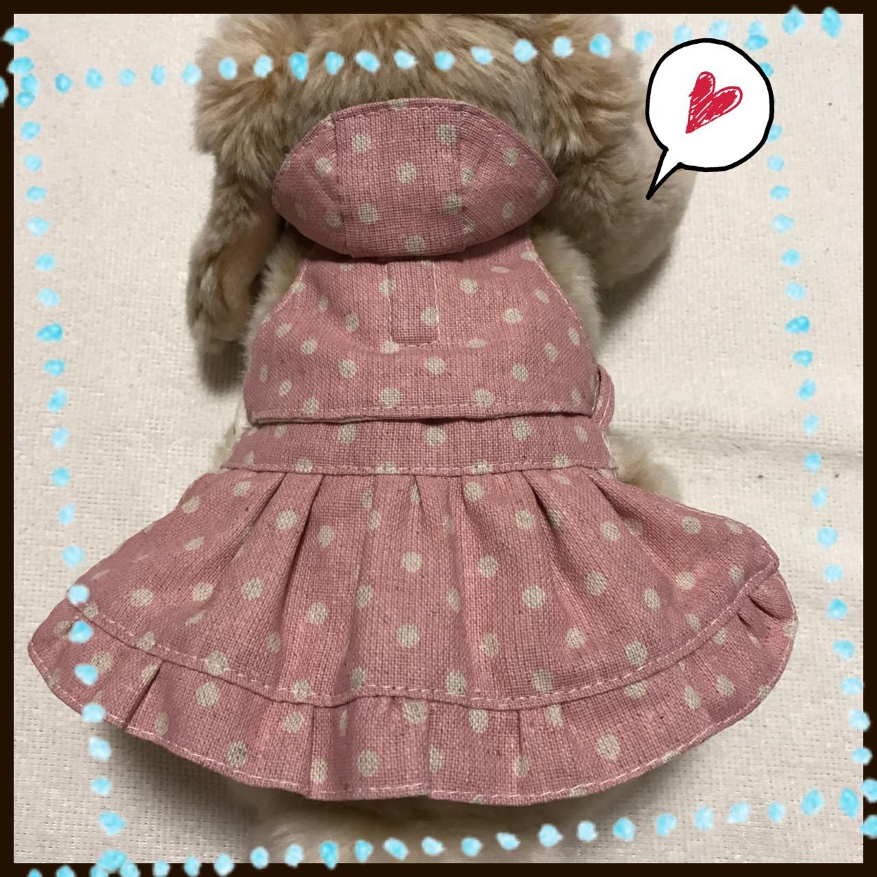 ハーネスにスカートをセットした、しのりんオリジナルのセットアップ商品です。ハーネスのみでも使用できます。スカートは両面リバーシブルで使用できます。おしゃれしたい時はスカートを装着すればいろいろな着こなしができます。。