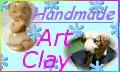 Clay arts(ハンドメイドでクレイアート)
