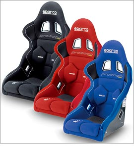 SPARCO PRO S2000 RED