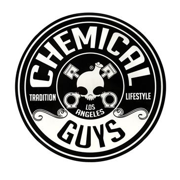 "chemical GUYS LOGO STICKER CIRCLE (5"")"