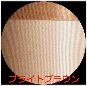 【ブライトブラウン】¥1200