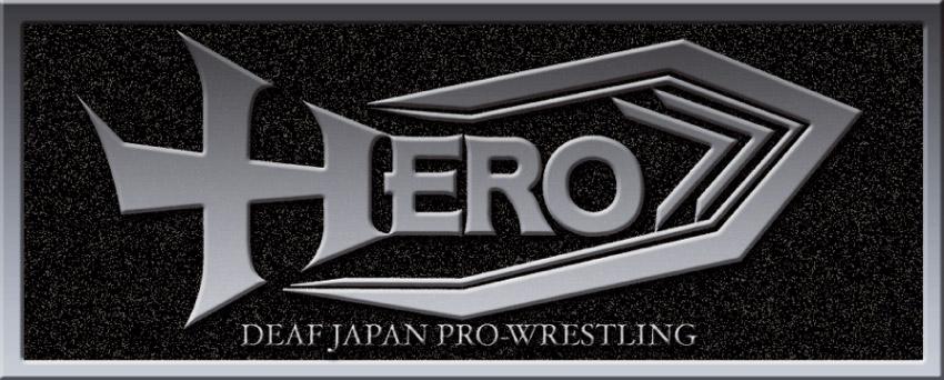 HERO~deaf japan pro-wrestling~オフィシャルオンラインショップ