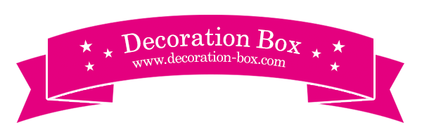 Decoration Box☆Web Shop