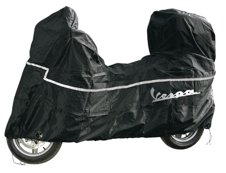 屋外用車体カバー、マフラー、エンジン等が冷えてからご使用ください。