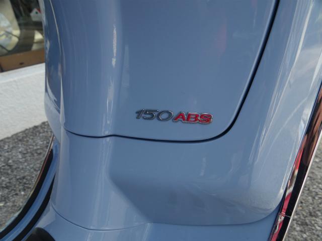 ABSブレーキ装備モデル