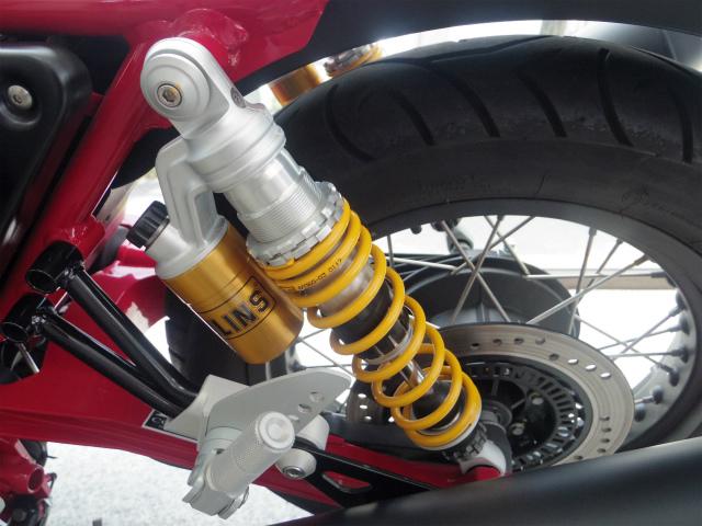 V7Ⅲレーサーに装着されている品。