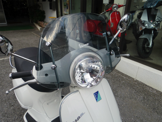 Vespa LX 125 i-GET