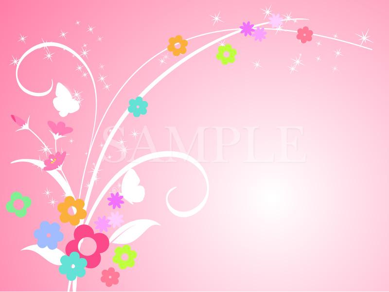"""可愛いい小花のイラスト<br>□ファイル形式:【JPG】<br><a href=""""http://www.d-lemon.net/ca18/1029/p4-r-s5/"""">■イラストレーター AI版をお探しの方は、こちらをクリックしてください。</a>"""