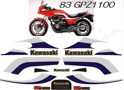 83 GPZ1100