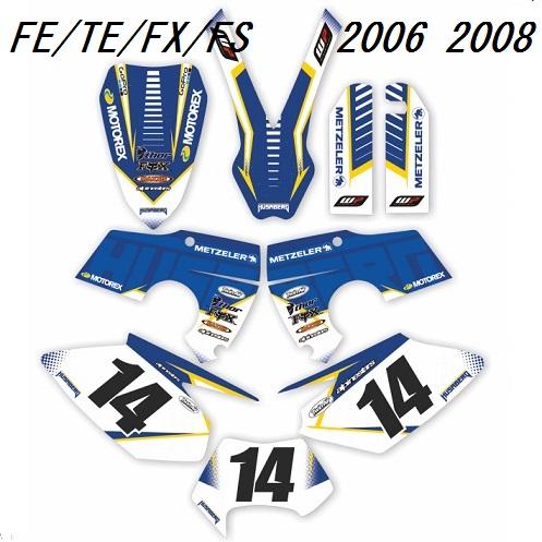 FE TE FX FS 2006 2008