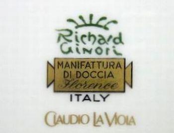 ドッチア窯 金サインロゴ