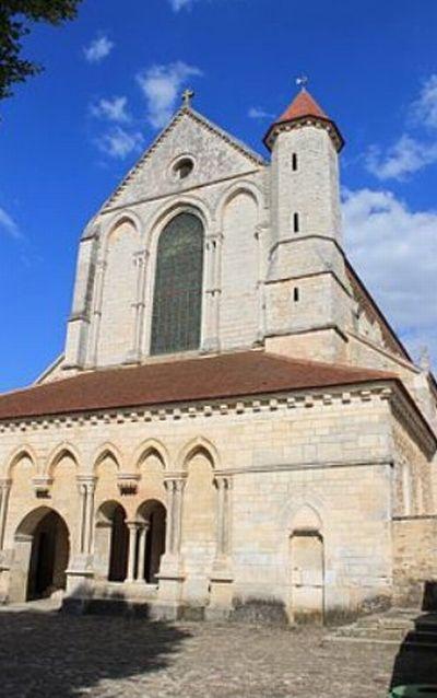 修道院 ボルドー シャブリ