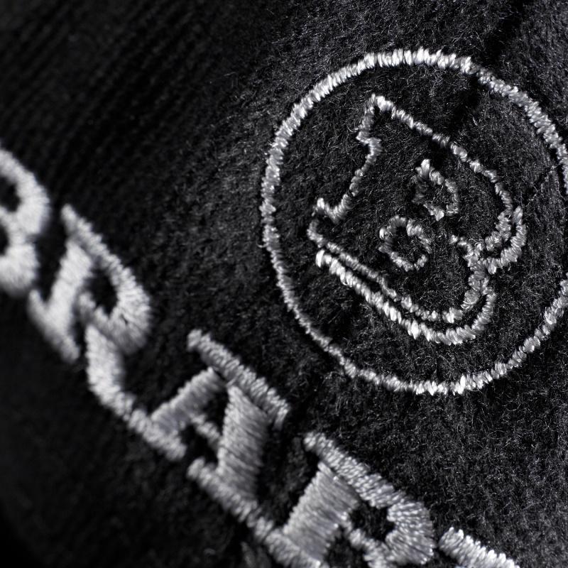 後のBRABUSロゴ刺繍