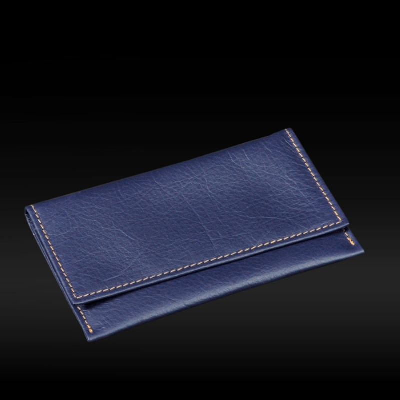Business card case BLUE