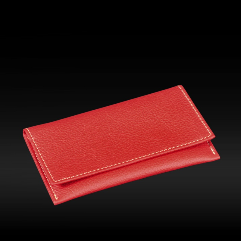 Business card case RED