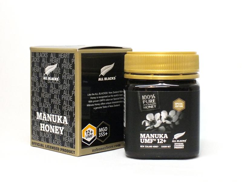 マヌカハニー UMF12+(ニュージーランド産蜂蜜250g)