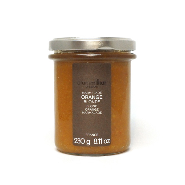 【アラン・ミリア】フランス産オレンジマーマレード 230g