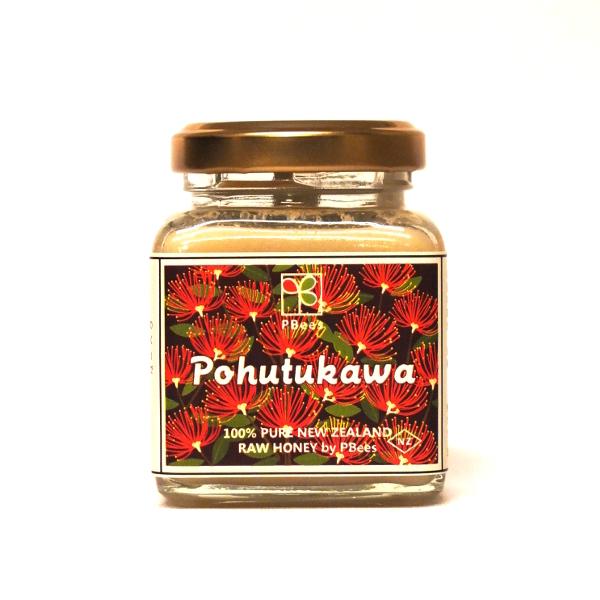 ポフツカワ(ニュージーランド産はちみつ110g)