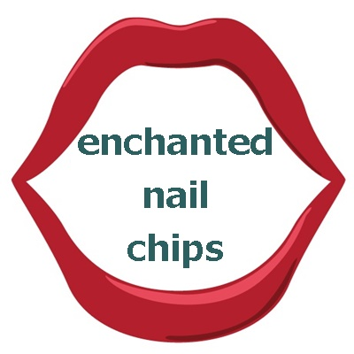 enchanted nail chips