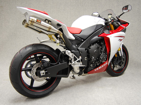 Yamaha Fzr Two Brothers Exhaust