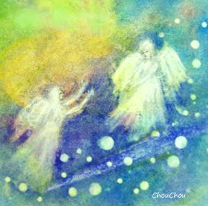 天使の導き