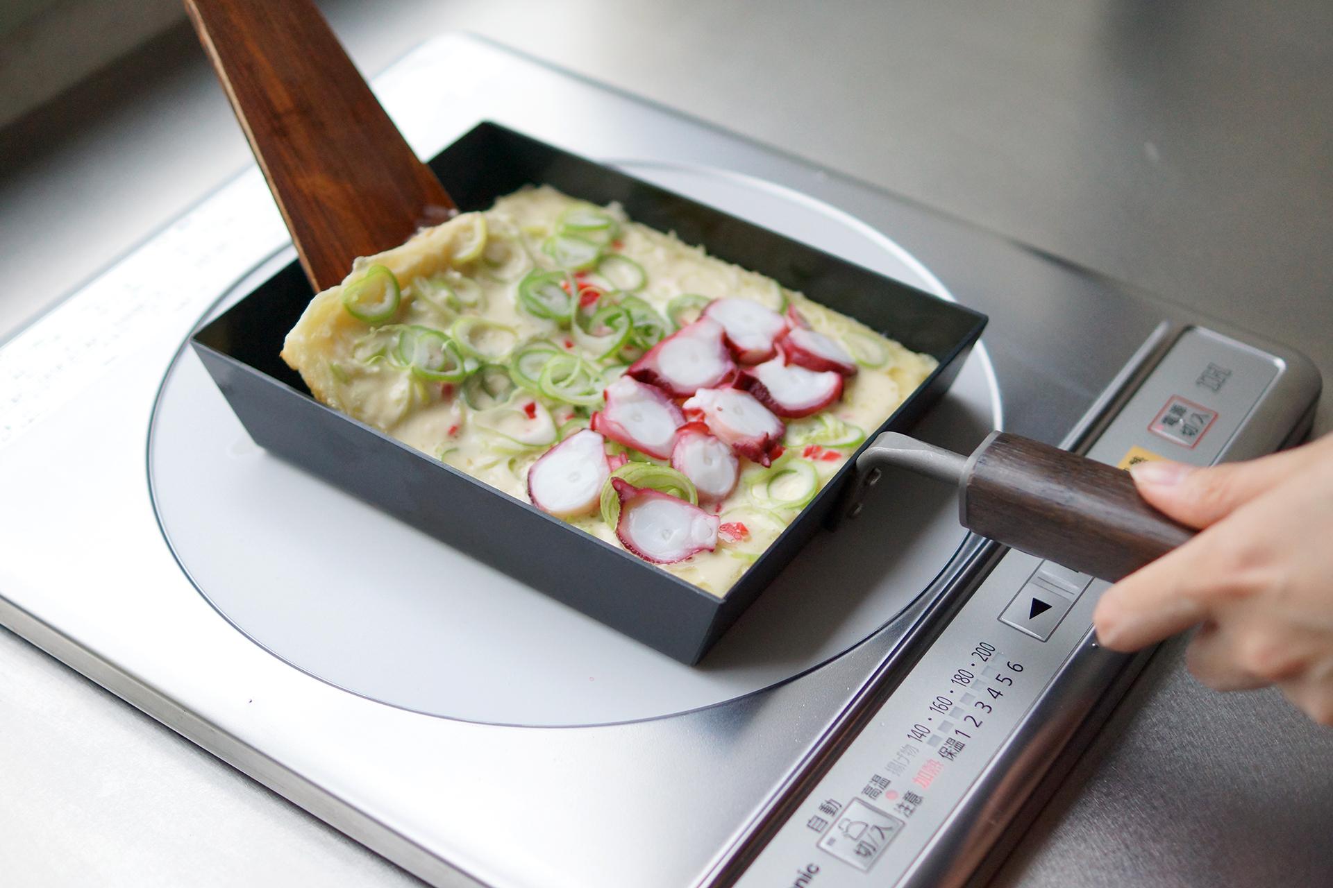 FD STYLE 鉄フライパン |玉子焼き|